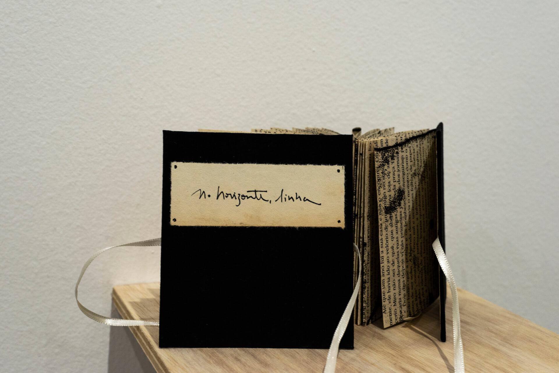 Narrar histórias, construir memórias. o livro de artista e seu processo / Foto: Marcia Rosenberger