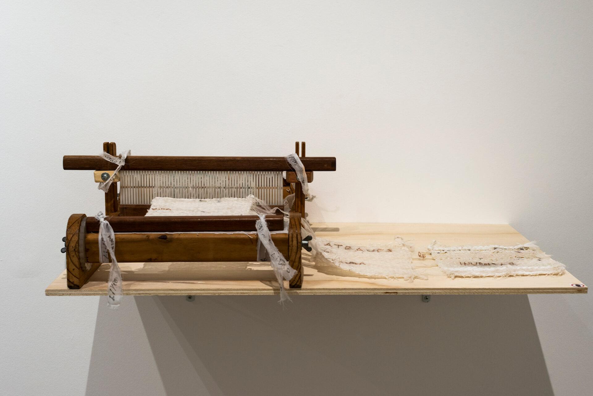 Narrar histórias, construir memórias. o livro de artista e seu processo / Foto: Marcia RosenbergerNarrar histórias, construir memórias. o livro de artista e seu processo / Foto: Marcia Rosenberger
