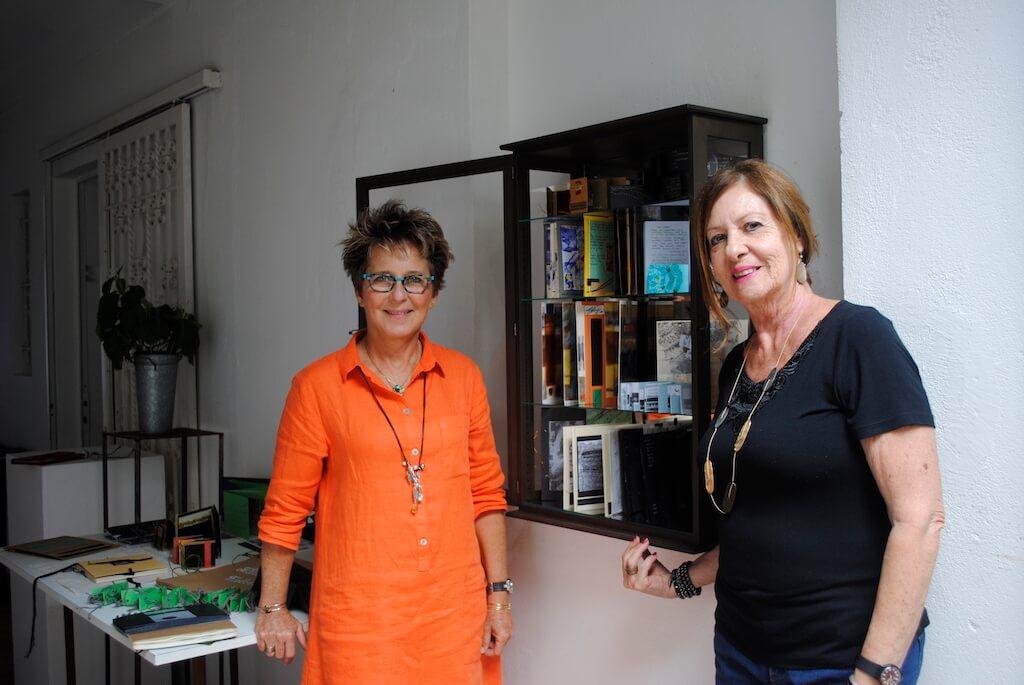 Christina Parisi e Renata Danicek