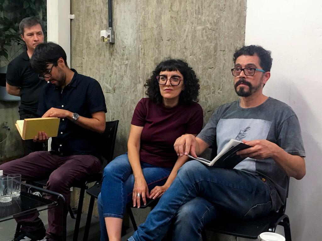 Debates - Mercado e o Livro de artista - 25.02.2019 | Fotografia: Marcia Gadioli