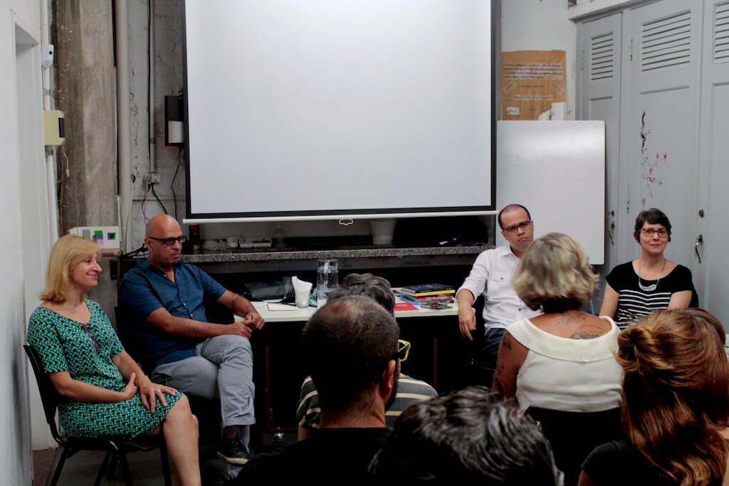 Debates - Editoras e o Livro de Artista 08.03.2018 | Fotografia: Daniel Banin
