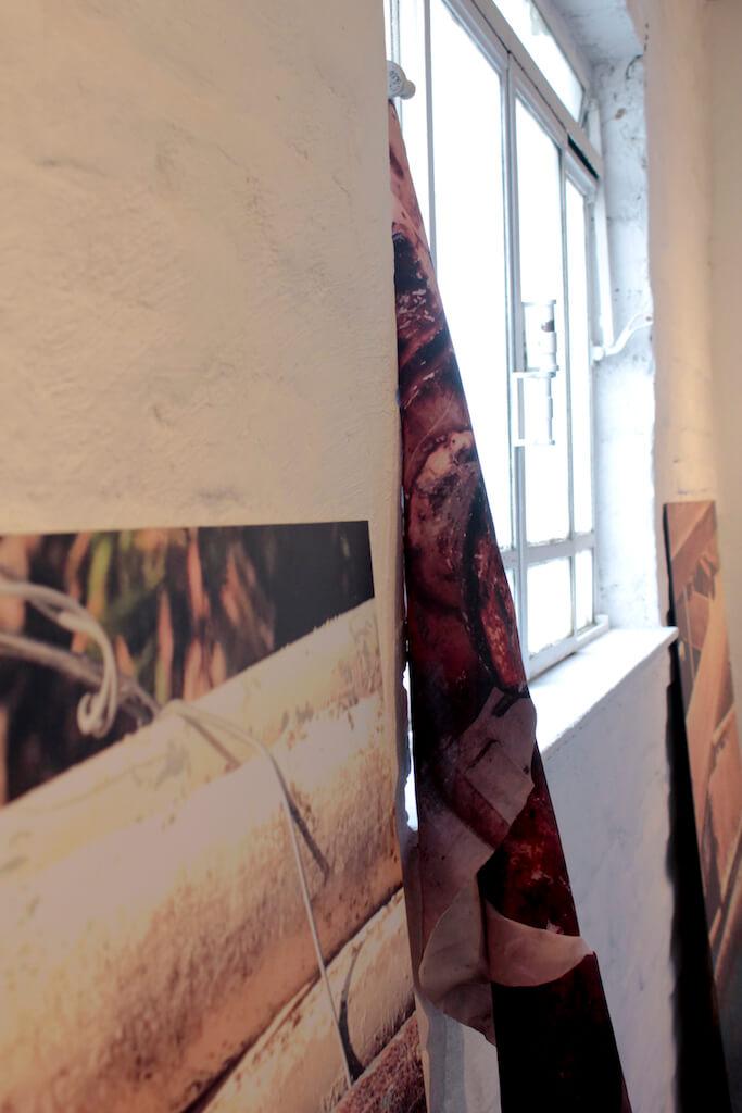 Montagem da Exposição | Fotografia: Marcia Gadioli
